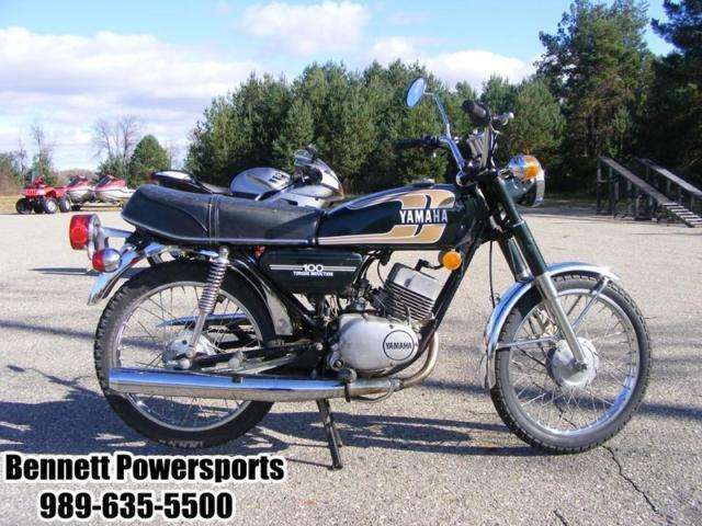 1975 Yamaha Rs100 M404a For Sale In Marlette  Michigan