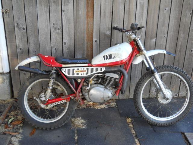 1975 yamaha ty250 trials bike 795 tigard 1975 for Yamaha trials bike