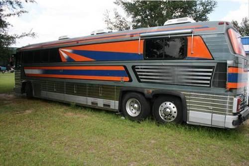 1975 Mci Mc 8 Class A Conversion Bus Rv For Sale In
