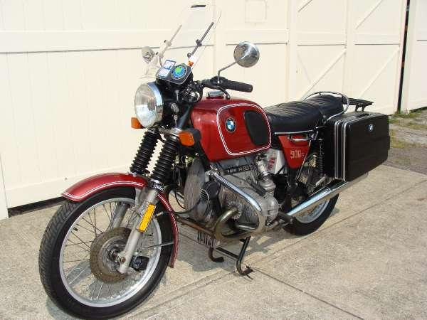 1976 bmw r90 6 for sale in lithopolis ohio classified. Black Bedroom Furniture Sets. Home Design Ideas