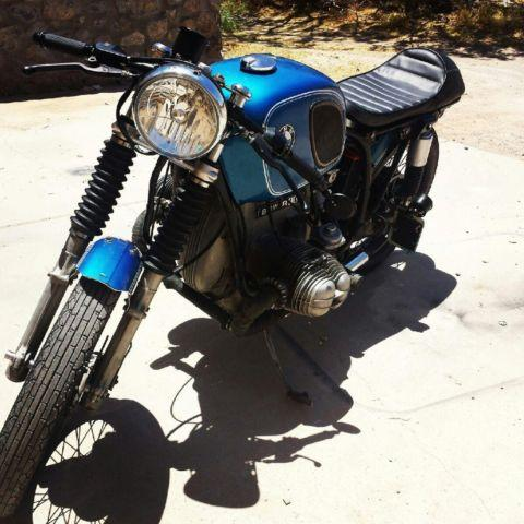 1976 BMW R90 6 Cafe Racer For Sale In Anthony New Mexico Classified