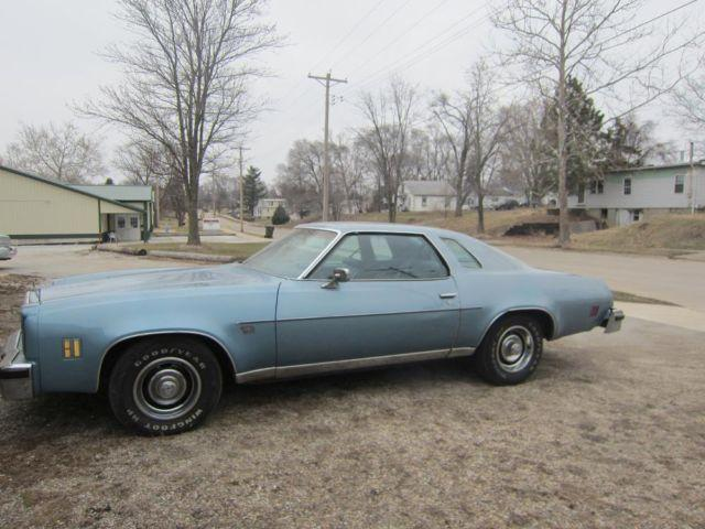 1976 Chevrolet Chevy Malibu Classic Automatic 41K Miles