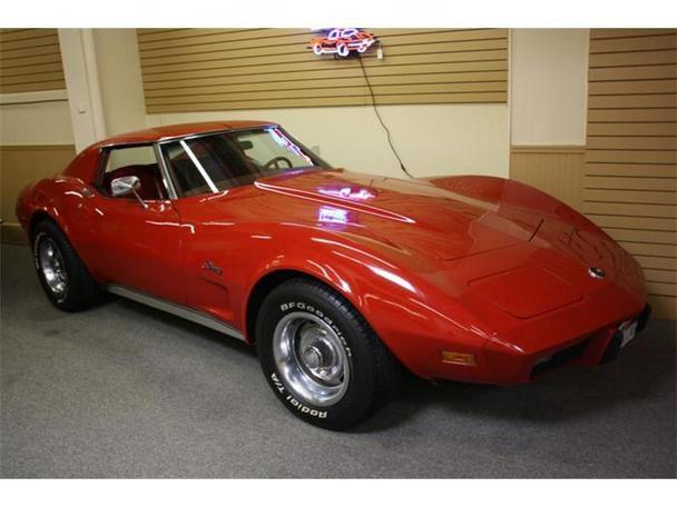 1976 chevrolet corvette for sale in branson missouri classified. Black Bedroom Furniture Sets. Home Design Ideas