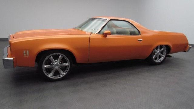 1976 Chevrolet El Camino For Sale In Conroe Texas