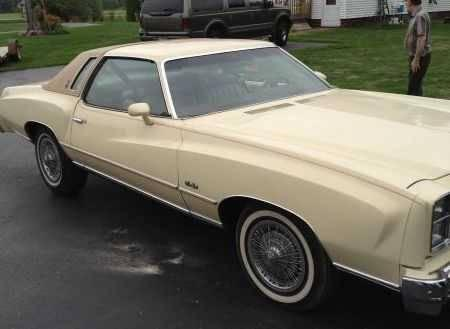 1976 Chevrolet Monte Carlo American Classic in Joice,