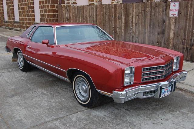 1976 Chevrolet Monte Carlo for Sale in Louisville ...