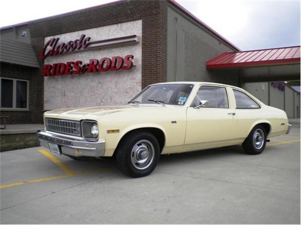 1976 Chevrolet Nova For Sale In Annandale Minnesota