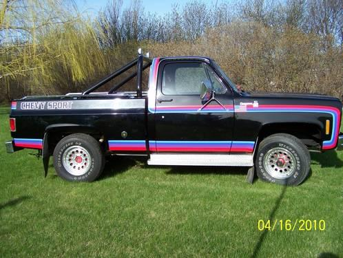 1976 chevy 4x4 for sale in aberdeen south dakota classified. Black Bedroom Furniture Sets. Home Design Ideas