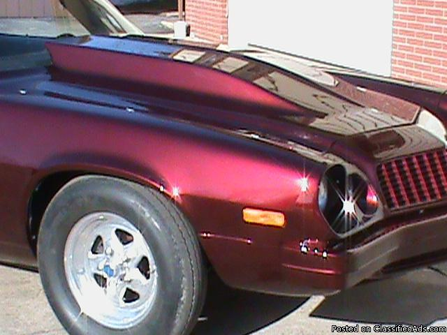 1976 Chevy Camaro Pro-Street for Sale in Level Corner, Pennsylvania