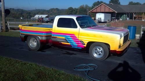 1976 Chevy Pickup Pro Street For Sale In Johnson City