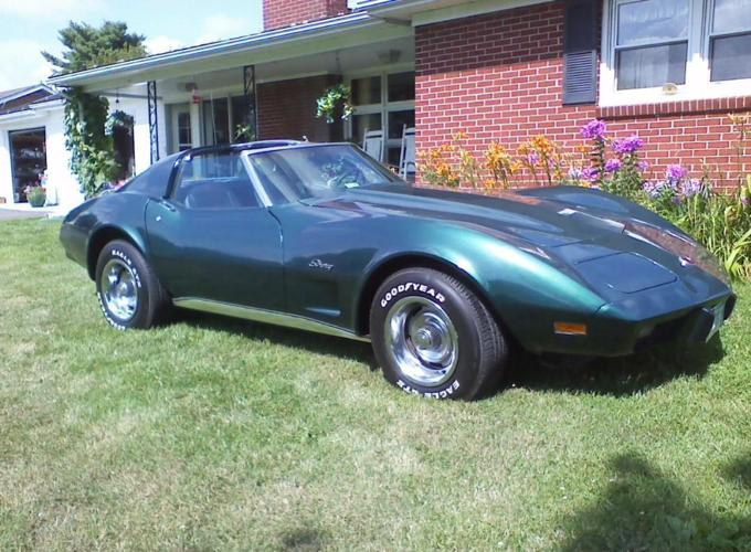 1976 corvette stingray for sale for sale in hillsville virginia classified. Black Bedroom Furniture Sets. Home Design Ideas