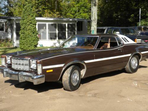 1976 ford elite new price for sale in beaverton. Black Bedroom Furniture Sets. Home Design Ideas