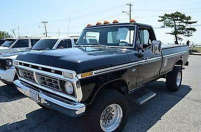 1976 Ford F250 Highboy For Sale In Gordon Heights New York