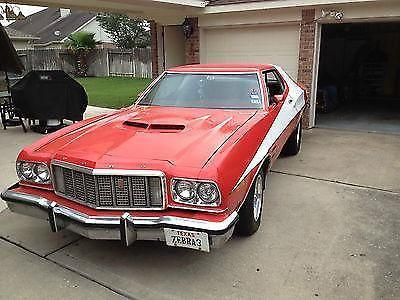 1976 ford gran torino starsky and hutch for sale in katy texas classified. Black Bedroom Furniture Sets. Home Design Ideas