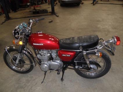 1976 honda cb 550 for sale in new rochelle new york for Honda new rochelle