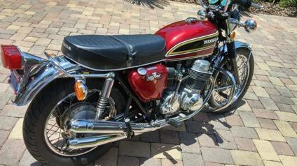 1976 Honda CB750 K6 for Sale in Laguna Woods, California Classified ...