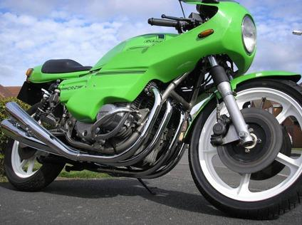 1976 Kawasaki Rickman CR-Z1 900 Classic Race Replica -Delivery Worldwide Free-