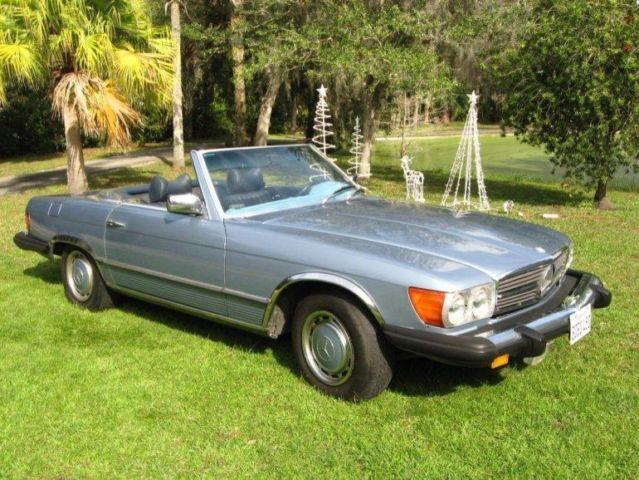 1976 Mercedes 450SL for sale (FL) - $16,900
