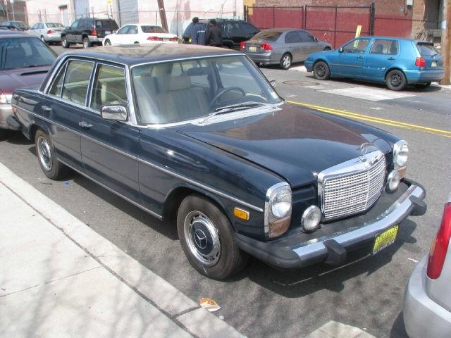 1976 mercedes benz 280 for sale in newark new jersey for Mercedes benz for sale in nj