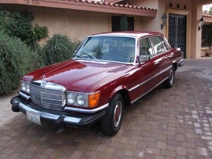 1976 mercedes benz 450 sel palm springs for sale in elkhart indiana. Cars Review. Best American Auto & Cars Review
