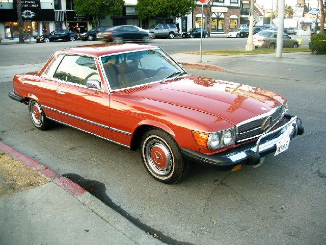 1976 mercedes benz 450slc for sale in sherman oaks for Mercedes benz sherman oaks