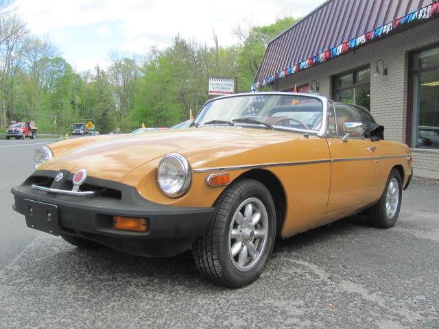 1976 Mg Mgb 1976 Mg Mgb Classic Car In Wilton Ct