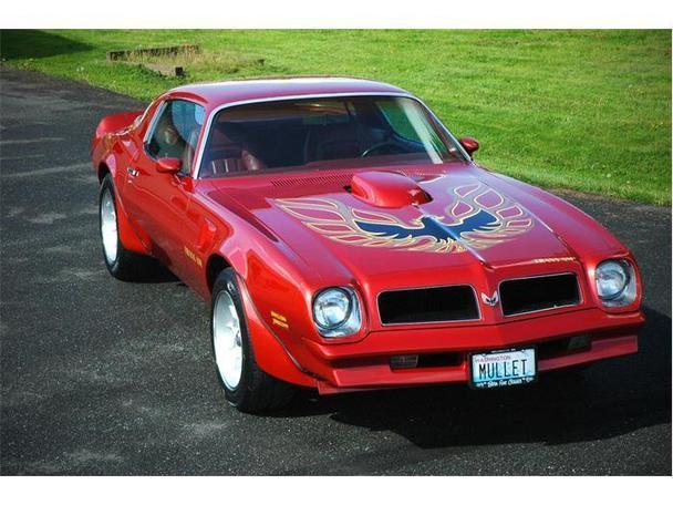 1976 Pontiac Firebird Trans Am For Sale In Mount Vernon