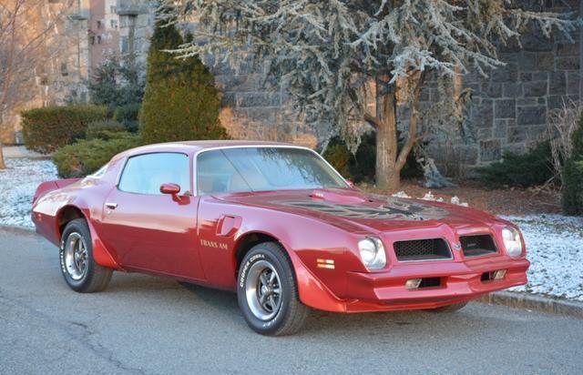 1976 Pontiac Trans Am 455 Ho 20841 For Sale In Astoria