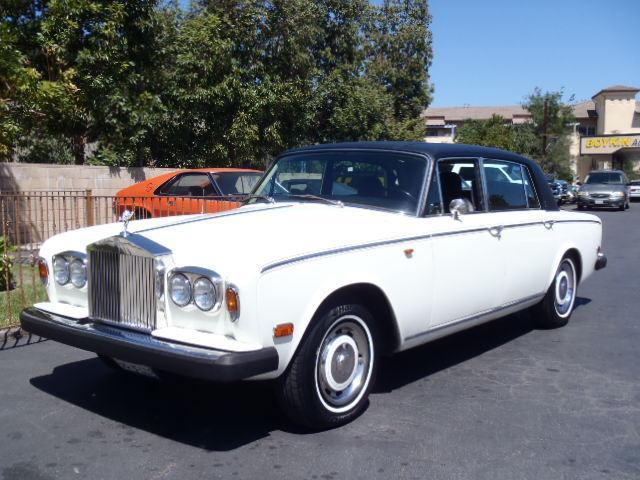 1976 Rolls Royce Silver Shadow For Sale In Thousand Oaks