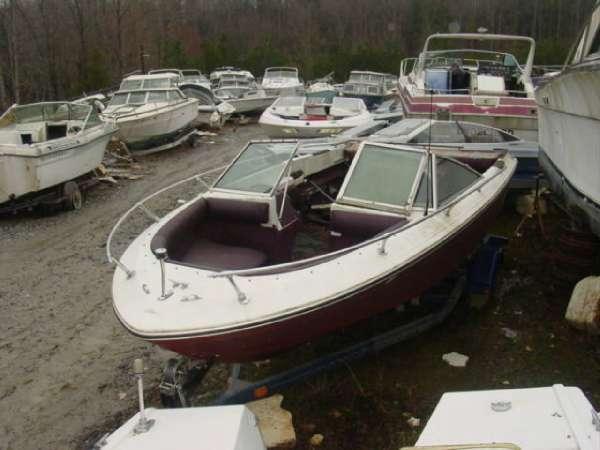 1976 Sea Ray 197 Srv Bowrider Mercruiser 188 For Sale In