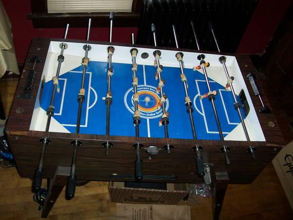 Kids Toys For Sale In Saint Cloud Minnesota Toy And Game - Tournament soccer foosball table