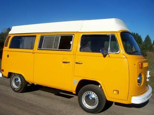 1976 VW Riviera Pop-Top Camper Bus for Sale in Portland, Oregon ...