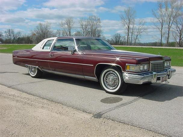 1976 cadillac coupe deville for sale in winona minnesota classified. Cars Review. Best American Auto & Cars Review