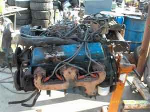 1977 350 Chevy Engine low miles - $400 (White City)