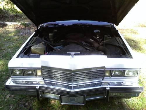 1977 Cadillac Coupe Deville - 23,000 Miles