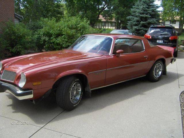 1977 Camaro 33 500 Miles 350 4 Spd Orginal For Sale In