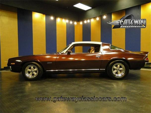 1977 Chevrolet Camaro For Sale In Fairmont City Illinois