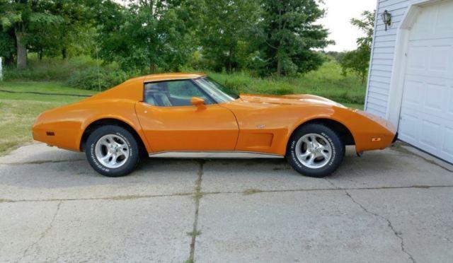 1977 chevrolet corvette for sale in morrice michigan 48857 for sale in morrice michigan. Black Bedroom Furniture Sets. Home Design Ideas