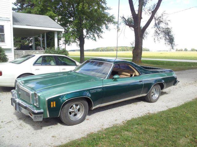 1977 chevy el camino for sale wi for sale in fdl wisconsin classified. Black Bedroom Furniture Sets. Home Design Ideas