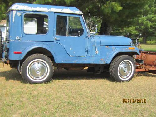 1977 cj5 jeep for sale in glennie michigan classified. Black Bedroom Furniture Sets. Home Design Ideas