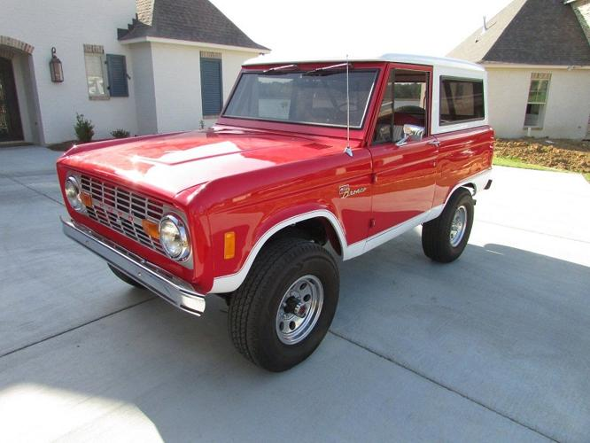 1977 Ford Bronco ~ $13900