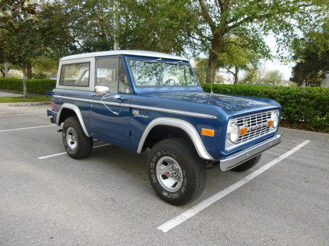 1977 ford bronco 4x4 restored for sale in orlando florida. Cars Review. Best American Auto & Cars Review