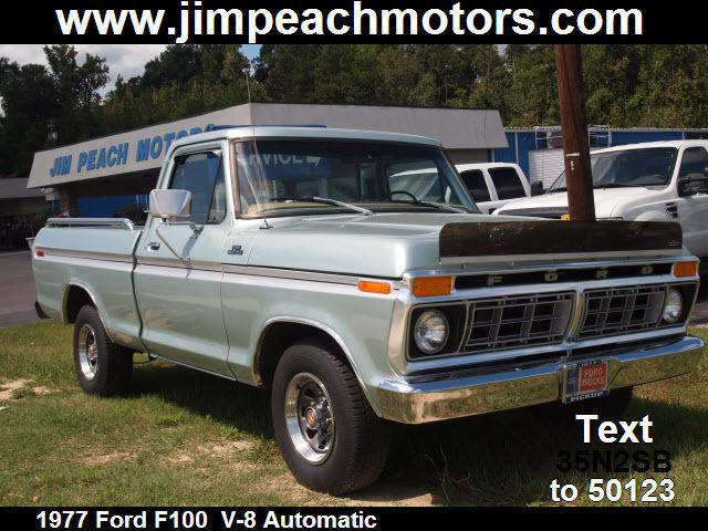 1977 ford f100 for sale in brewton alabama classified for Jim peach motors brewton al