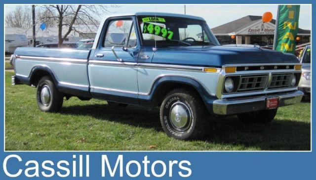 1977 ford f150 for sale in cedar rapids iowa classified for Cassill motors used cars