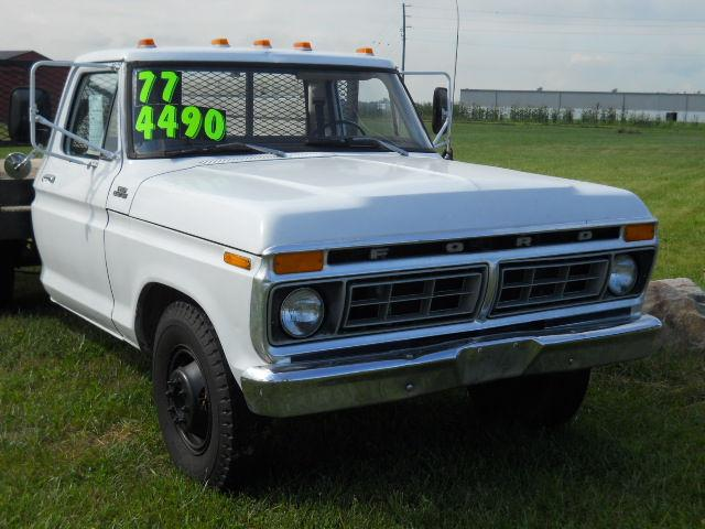 1977 Ford F350 For Sale In Marysville Ohio Classified