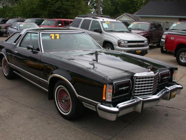 1977 Ford Thunderbird for Sale in Des Moines, Iowa ...