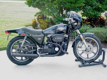 1977 Harley-Davidson XLCR Cafe~Racer American classic