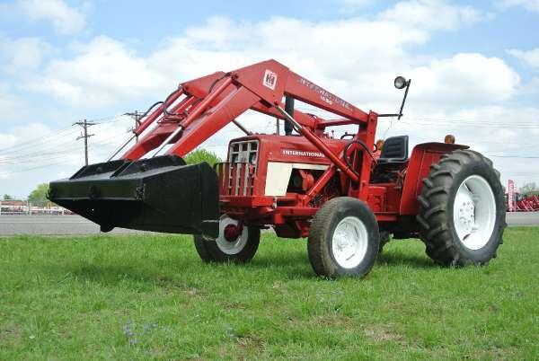 International Harvester 464 Tractor Parts : International harvester for sale in granbury