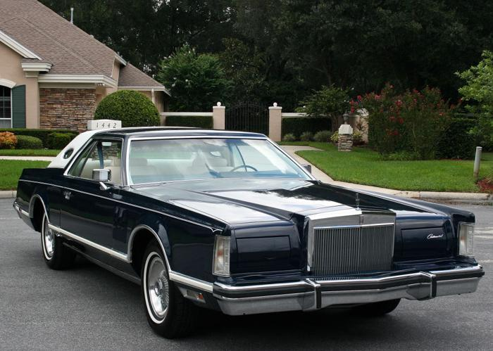 1977 Lincoln Mark Series - 15700