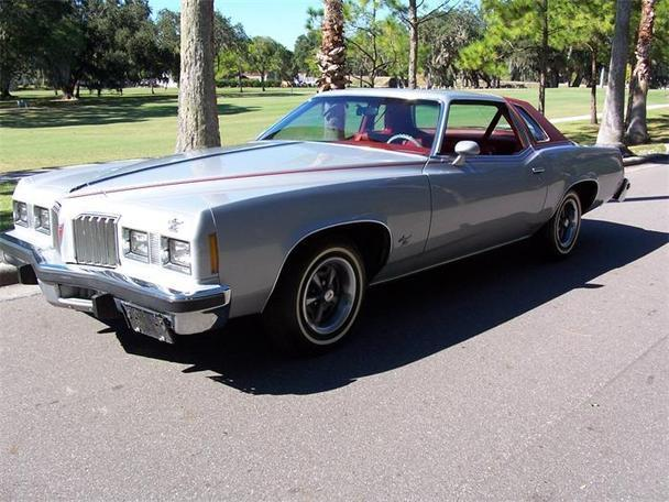 1977 pontiac grand prix for sale in clearwater florida classified